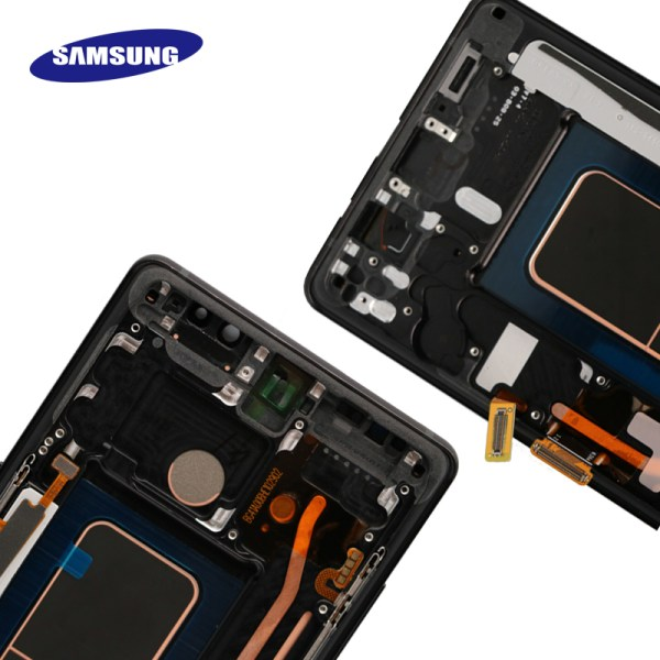 """New 6 3 Original SUPER AMOLED Display For SAMSUNG Galaxy NOTE8 LCD N950 N950F Display Touch 4 New 6.3"""" Original SUPER AMOLED Display For SAMSUNG Galaxy NOTE8 LCD N950 N950F Display Touch Screen Replacement Parts+Frame"""