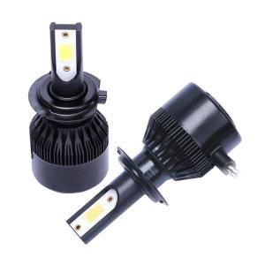 New Enhanced C6 16000lm Mini Car Led Headlight 9005 9006 H1 H4 H7 H8 H9 H11 Innrech Market.com