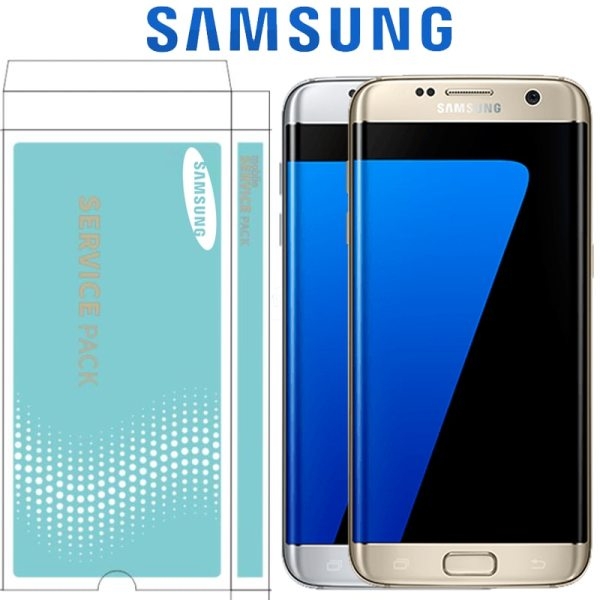 ORIGINAL 5 5 Display with Burn Shadow LCD with Frame for SAMSUNG Galaxy S7 edge G935 ORIGINAL 5.5'' Display with Burn-Shadow LCD with Frame for SAMSUNG Galaxy S7 edge G935 G935F Touch Screen Digitizer Assembly
