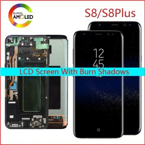 Original LCD For Samsung Galaxy S8 Lcd Display S8 plus G950 G950F G955fd G955F G955 With Innrech Market.com