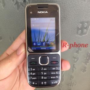 Original Nokia C2 C2 01 Unlocked GSM Mobile Phone Refurbished Cellphones Innrech Market.com