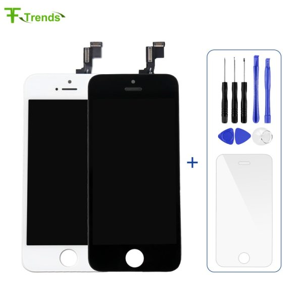 The Cheapest Price Ecran Display For Pantalla iPhone 5S 5C 5 se LCD Touch Screen Digitizer The Cheapest Price Ecran Display For Pantalla iPhone 5S 5C 5 se LCD Touch Screen Digitizer Assembly With Gifts by Free Shipping