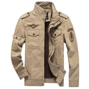 Winter Cargo Plus Size M XXXL 5XL 6XL Casual Man Jackets Army Clothes Brand 2018 Mens Innrech Market.com