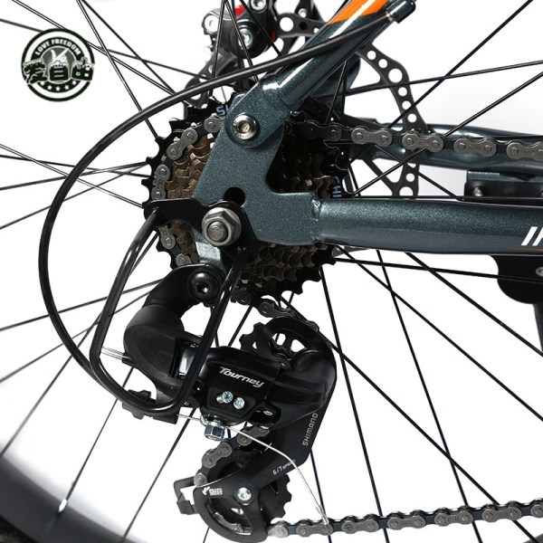 Love Freedom High Quality Bicycle 21 24 Speed Mountain Bike 26 Inch 4 0 Fat Tire 5 Love Freedom High Quality Bicycle 21/24 Speed Mountain Bike 26 Inch 4.0 Fat Tire Snow Bike Double disc Shock Absorbing Bicycle
