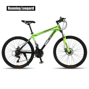 Running Leopard mountain bike bicycle 21 24 speed mountain bike suitable for for men and women Innrech Market.com