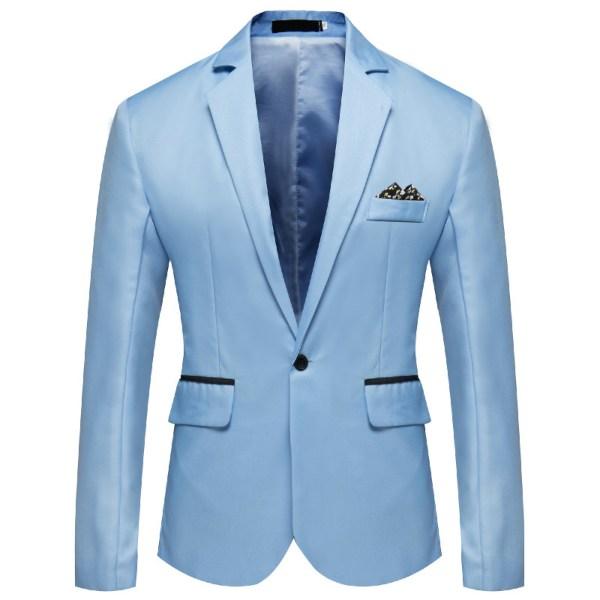 Suit Men Jacket 2019 New Men Handsome Young Student Small Suit Slim Fit Blazer Men Fashion 2 Suit Men Jacket 2019 New Men Handsome Young Student Small Suit Slim Fit Blazer Men Fashion Business Casual Dress Blazer Coat