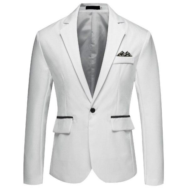 Suit Men Jacket 2019 New Men Handsome Young Student Small Suit Slim Fit Blazer Men Fashion 3 Suit Men Jacket 2019 New Men Handsome Young Student Small Suit Slim Fit Blazer Men Fashion Business Casual Dress Blazer Coat