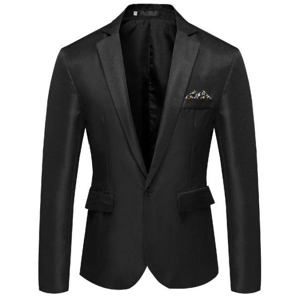 Suit Men Jacket 2019 New Men Handsome Young Student Small Suit Slim Fit Blazer Men Fashion Suit Men Jacket 2019 New Men Handsome Young Student Small Suit Slim Fit Blazer Men Fashion Business Casual Dress Blazer Coat