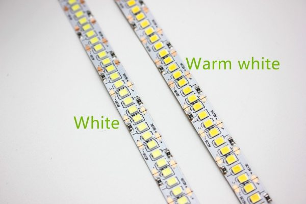 1m 2m 3m 4m 5m lot 10mm PCB 2835 SMD 1200 LED Strip tape DC12V ip20 3 1m 2m 3m 4m 5m/lot 10mm PCB 2835 SMD 1200 LED Strip tape  DC12V ip20 Non waterproof Flexible Light 240 leds/m, White Warm White