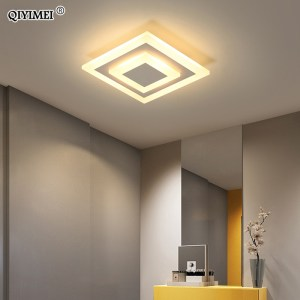 Ceiling Light Modern LED corridor Lamp For bathroom living room round square lighting Home Decorative Innrech Market.com