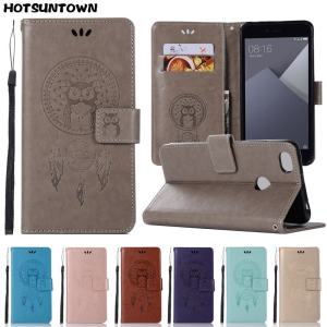 Leather Wallet Case For Xiaomi Redmi Note 4 Case Flip Cover For Xiaomi Redmi Note 5 Innrech Market.com