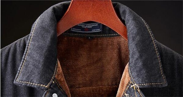 MORUANCLE Men s Winter Warm Jean Jackets And Coats Fleece Lined Thicken Thermal Denim Trucker Jacket 3 MORUANCLE Men's Winter Warm Jean Jackets And Coats Fleece Lined Thicken Thermal Denim Trucker Jacket Outerwear Plus Size M-5XL