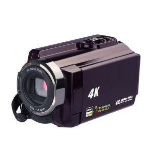 New 4K Camcorder Video Camera Camcorders Ultra HD Digital Cameras and Video Recorder with Wifi Infrared Innrech Market.com