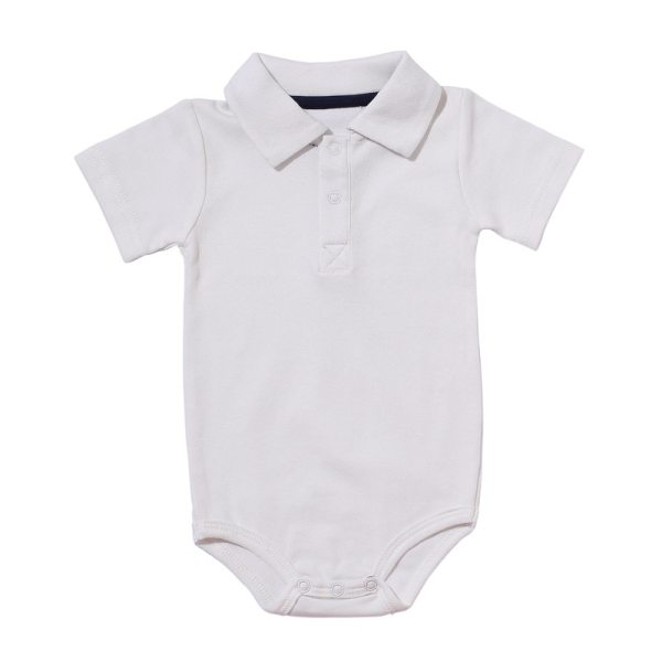 Summer Baby Boy Girl Rompers Turn down Collar Infant Newborn Cotton Clothes Jumpsuit For 0 2Y 4 Summer Baby Boy Girl Rompers Turn-down Collar Infant Newborn Cotton Clothes Jumpsuit For 0-2Y Toddlers Bebe Outfits