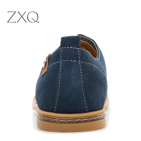 2019 fashion men casual shoes new spring men flats lace up male suede oxfords men leather 2 2019 fashion men casual shoes new spring men flats lace up male suede oxfords men leather shoes zapatillas hombre size 38-48