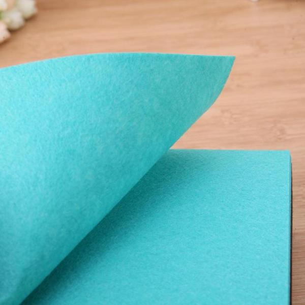 40pcs set Non Woven Felt Fabric Polyester Cloth Felt Fabric DIY Bundle for Sewing Doll Handmade 3 40pcs/set Non-Woven Felt Fabric Polyester Cloth Felt Fabric DIY Bundle for Sewing Doll Handmade Craft Thick Home Decor Colorful