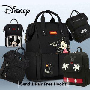 Disney Diaper Bag Backpack For Moms Baby Bag Maternity For Baby Care Nappy Bag Travel Stroller Innrech Market.com