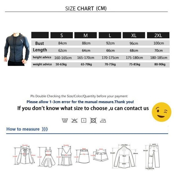 Gym Jacket Men Sports Coat Fitness Long Sleeve Running Elastic Tight Hoodies Zipper Slim Hiking Sweatshirts 5 Gym Jacket Men Sports Coat Fitness Long Sleeve Running Elastic Tight Hoodies Zipper Slim Hiking Sweatshirts Male Jogging Jackets