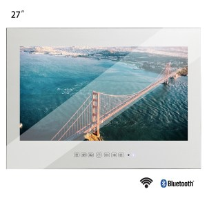 Souria New 27inch WiFi Full HD 1080P Android Smart Magic Real Mirror TV Advertising Display LCD Innrech Market.com