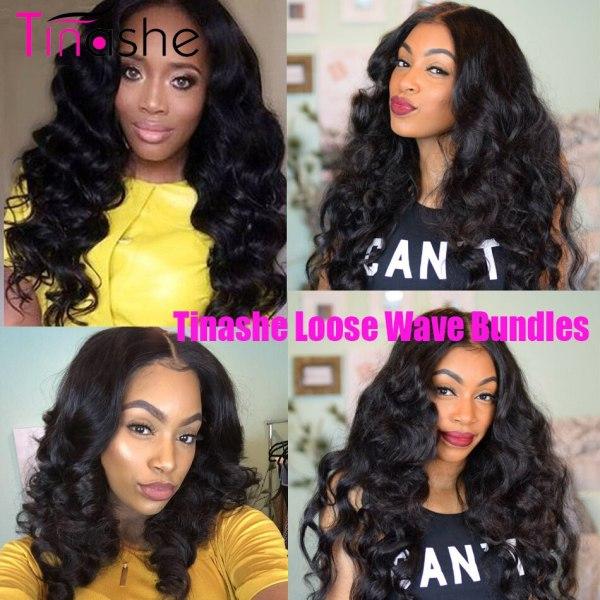 Tinashe Hair Brazilian Hair Weave Bundles With Closure Remy Human Hair 3 Bundles With Closure Loose 5 Tinashe Hair Brazilian Hair Weave Bundles With Closure Remy Human Hair 3 Bundles With Closure Loose Wave Bundles With Closure