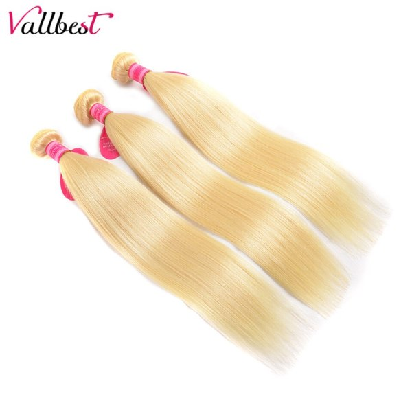 Vallbest 613 Bundles With Frontal Middle Ratio Brazilian Straight Hair 3 Bundles With Closure Remy Blonde 1 Vallbest 613 Bundles With Frontal Middle Ratio Brazilian Straight Hair 3 Bundles With Closure Remy Blonde Bundles With Frontal