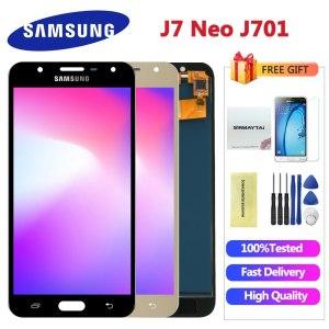 5 5 inch For SAMSUNG Galaxy J7 Neo LCD Display J701 J701F J701M J701MT Touch Screen Innrech Market.com