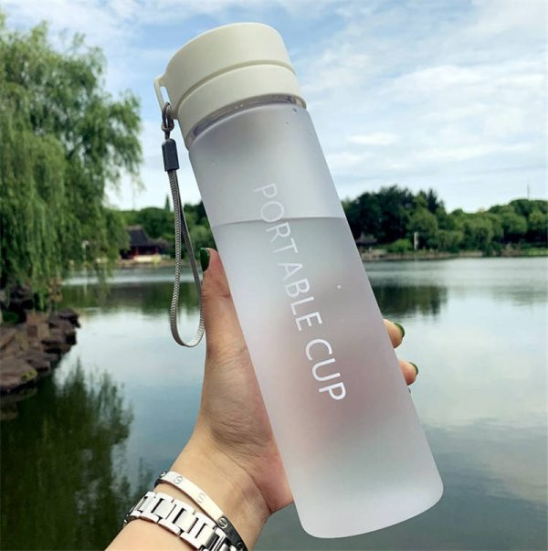 600 800ML BPA Free Leak Proof Water bottle Portable Sports Climbing Hiking Direct Drinking Bottle 600/800ML BPA Free Leak Proof Water bottle Portable Sports Climbing Hiking  Direct Drinking Bottle