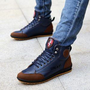 Big Size 39 46 Oxford Men s Shoes Fashion Casual British Style Autumn Winter Outdoor Leather Innrech Market.com