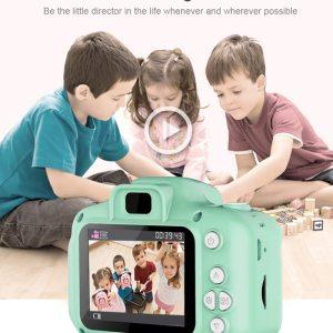 Children Mini Cute Digital Camera 2 0 Inch Take Picture Camera 1080P Children Toys Video Recorder Innrech Market.com