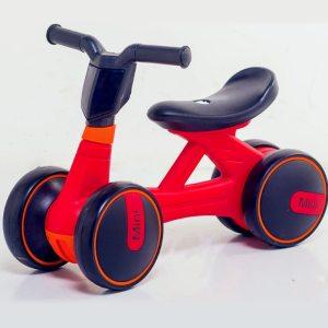 Four wheel children s balance bike Lightweight portable 6months 3years old Kid s balance bicycle Innrech Market.com