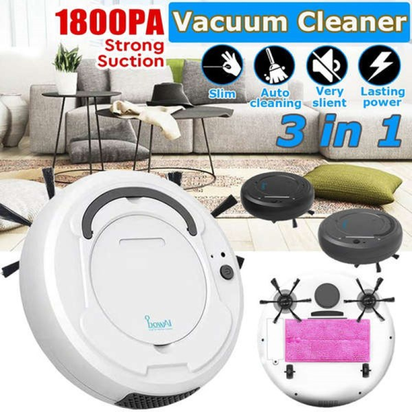 LEARNHAI Christmas Gift OB8 Automatic Rechargeable Strong Suction Sweeping Smart Clean Robot Vacuum Cleaner For Home LEARNHAI Christmas Gift OB8 Automatic Rechargeable Strong Suction Sweeping Smart Clean Robot Vacuum Cleaner For Home Office