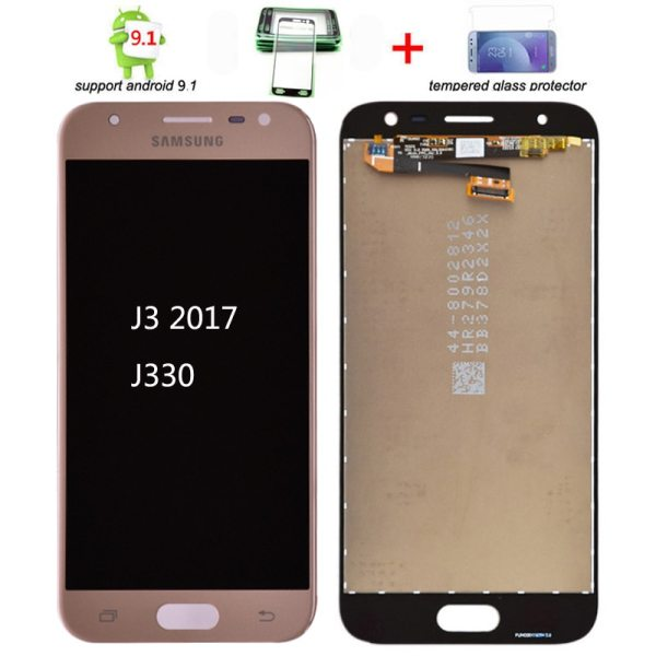 Original J330 lcd For Samsung Galaxy J3 2017 J330 J330F J330G LCD Display and Touch Screen Original J330 lcd For Samsung Galaxy J3 2017 J330 J330F J330G LCD Display and Touch Screen Digitizer Assembly J3 Pro 2017