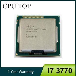 intel Core i7 3770 3 4GHz SR0PK Quad Core LGA 1155 CPU Processor Innrech Market.com
