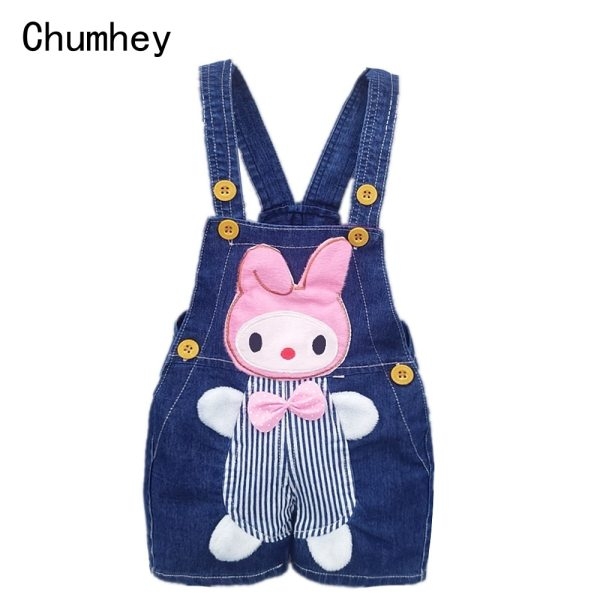 1 2 3 4T Baby Clothing Boys Girls Jeans Overalls Shorts Toddler Kids Denim Rompers Cute 3 1 2 3 4T Baby Clothing Boys Girls Jeans Overalls Shorts Toddler Kids Denim Rompers Cute Cartoon Bebe Pants Summer Bib Clothes