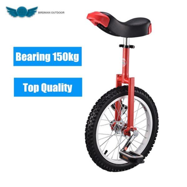 """Brand New 16 18 20 24 Unicycle Cycling Scooter Circus Bike Youth Adult Balance Exercise Single Brand New 16"""" 18"""" 20"""" 24"""" Unicycle Cycling Scooter Circus Bike Youth Adult Balance Exercise Single wheel Bicycle Aluminum Wheel"""