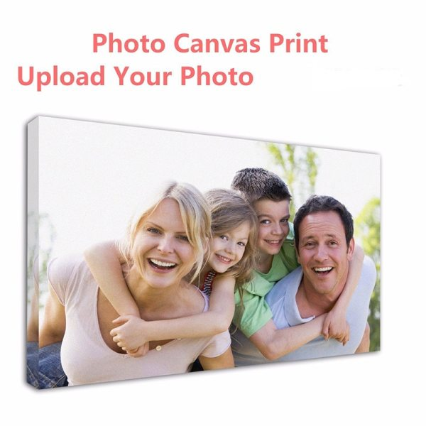 Customized photo Prints Painting Canvas Your Photo Turn Into On Canvas Customized as Gallery Artwork Wrap Customized photo Prints Painting Canvas Your Photo Turn Into On Canvas - Customized as Gallery Artwork Wrap For Wall Print Decor