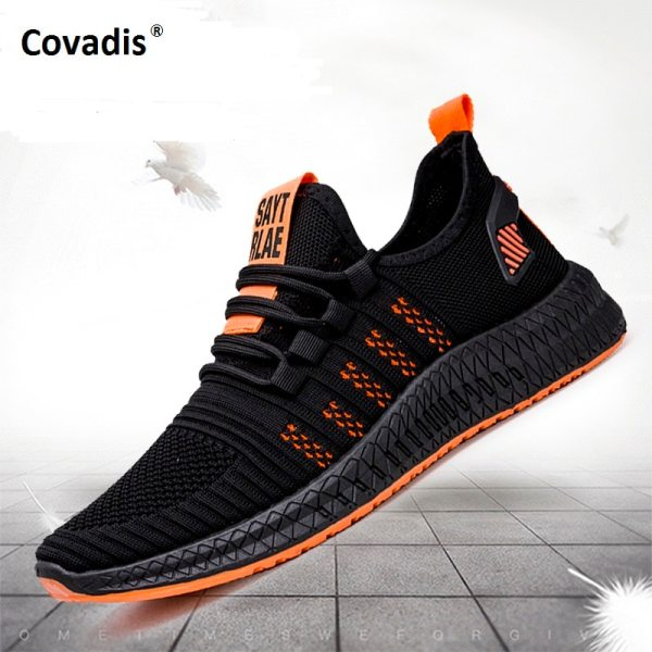 Fashion Sneakers Lightweight Men Casual Shoes Breathable Male Footwear Lace Up Walking Shoe Fashion Sneakers Lightweight Men Casual Shoes Breathable Male Footwear Lace Up Walking Shoe