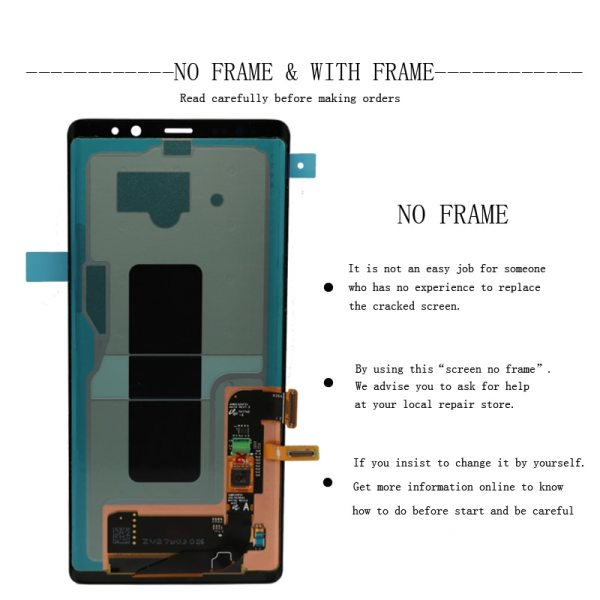 ORIGINAL 6 3 Display with Burn Shadow LCD for SAMSUNG Galaxy Note8 N9500 N950F N900D N900DS 2 ORIGINAL 6.3'' Display with Burn-Shadow LCD for SAMSUNG Galaxy Note8 N9500 N950F N900D N900DS Touch Screen Digitizer with Frame