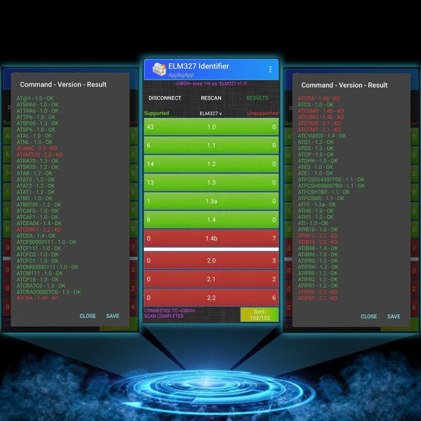 Viecar ELM 327 V1 5 PIC18F25K80 OBD2 Bluetooth 4 0 Scanner ODB2 For Android IOS OBD 1 Viecar ELM 327 V1.5 PIC18F25K80 OBD2 Bluetooth 4.0 Scanner ODB2 For Android/IOS OBD OBD 2 Car Diagnostic Auto tool elm327 v1.5