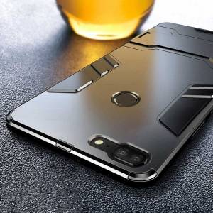 case For Huawei Honor 9 Lite Case Shockproof TPU PC Hard Plastic with Stand Dual Hybrid Innrech Market.com