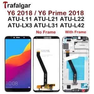 For Huawei Y6 2018 LCD Display Touch Screen ATU L11 L21 L22 LX1 LX3 L31 L42 Innrech Market.com