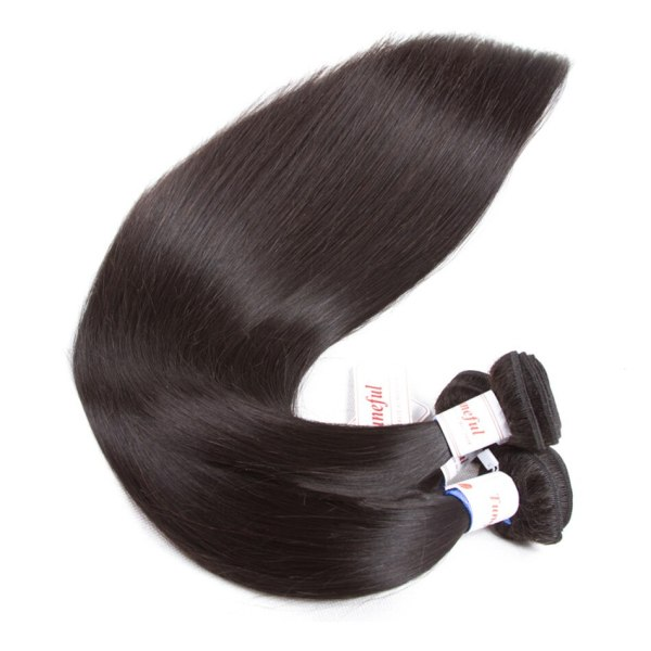 Tuneful Straight Human Hair 3 Bundles With Frontal Closure Malaysian Remy Hair Pre Plucked Lace Frontal 4 Tuneful Straight Human Hair 3 Bundles With Frontal Closure Malaysian Remy Hair Pre Plucked Lace Frontal Closure With Bundles