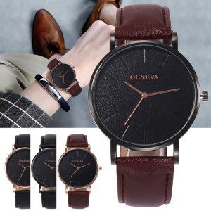 2020 Arrival Men s Watches Fashion Decorative Chronograph Clock Men Watch Sport Leather Band Wristwatch Relogio Innrech Market.com