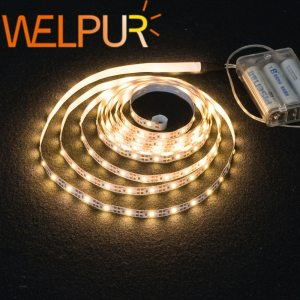 3AA Battery Power Led Strip Light SMD2835 50cm 1M 2M 3M 4M 5M Flexible Lighting Ribbon Innrech Market.com