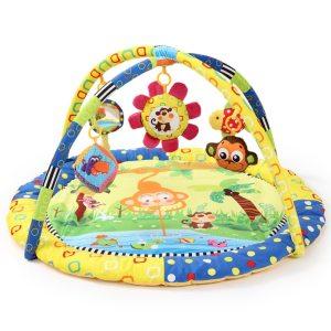 Baby Play Mat 90 90 50cm Tapete Infantil Kids Rug Playmat Baby Gym Fitness Frame Activity Innrech Market.com