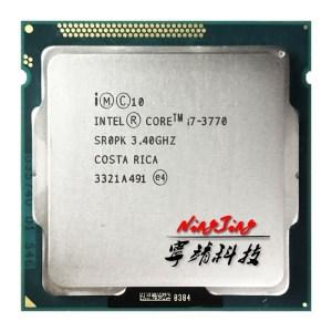 Intel Core i7 3770 i7 3770 3 4 GHz Quad Core CPU Processor 8M 77W LGA Innrech Market.com