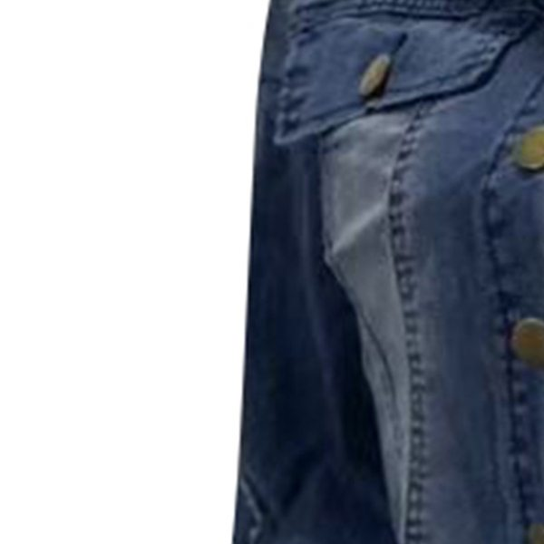 2019 Autumn And Winter Women Denim Jacket Vintage Cropped Short Denim Coat Long sleeve Slim Jeans 3 2019 Autumn And Winter Women Denim Jacket Vintage Cropped Short Denim Coat Long-sleeve Slim Jeans Coat For Women#J30