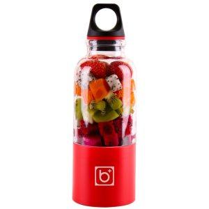 500ML Portable Electric Juicer Cup USB Rechargeable Vegetables Fruit Juice Maker Bottle Juice Extractor Blender Innrech Market.com