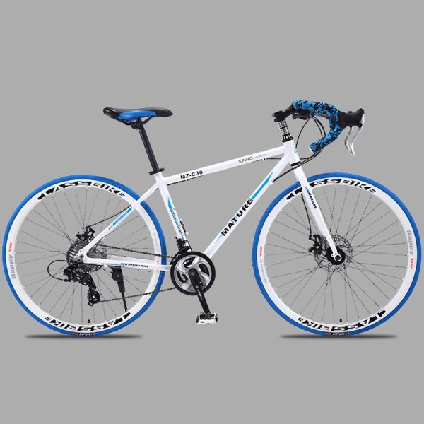 700c aluminum alloy road bike 21 27and30speed road bicycle Two disc sand road bike Ultra light 1 700c aluminum alloy road bike 21 27and30speed road bicycle Two-disc sand road bike Ultra-light bicycle