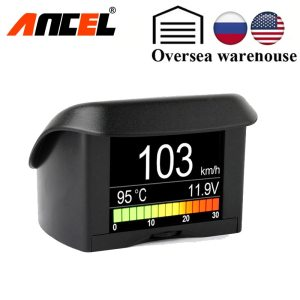 Automobile On board Computer ANCEL A202 Car Digital OBD Computer Display Speed Fuel Consumption Temperature Gauge Innrech Market.com